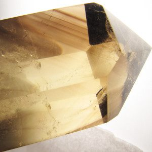 citrine with smoky phantoms
