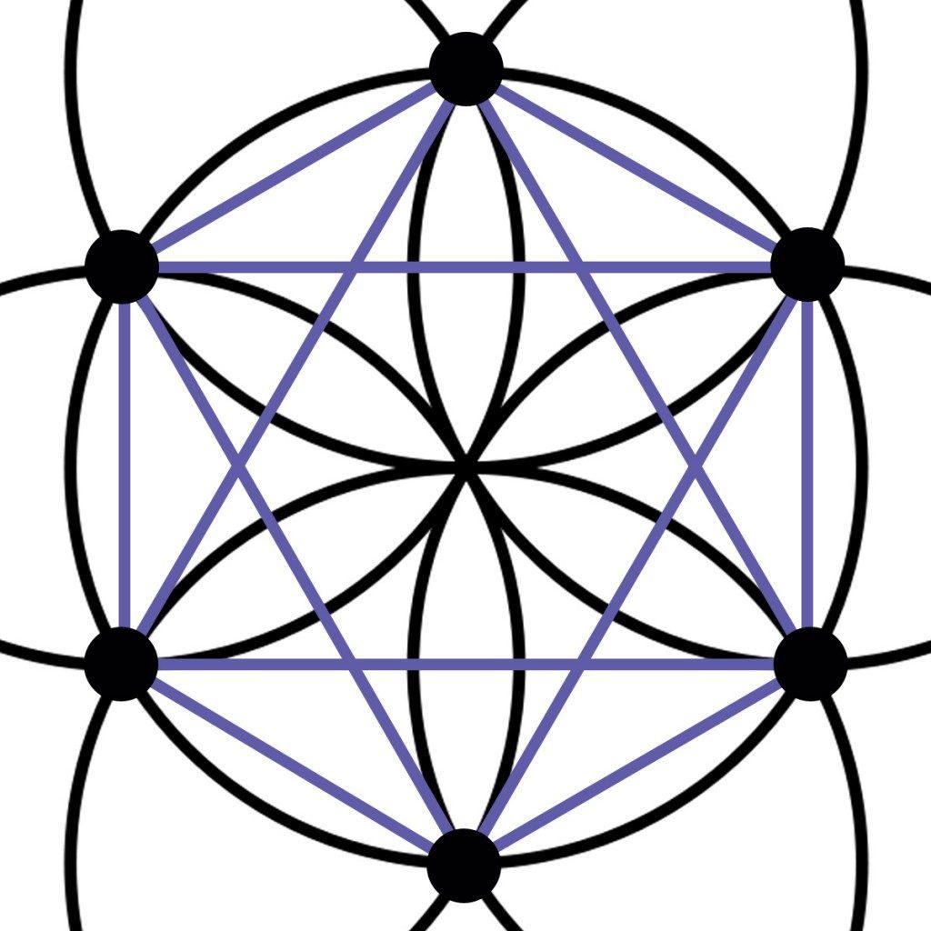purplehexagramhexagon