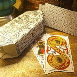 Historical Tarot Packaging